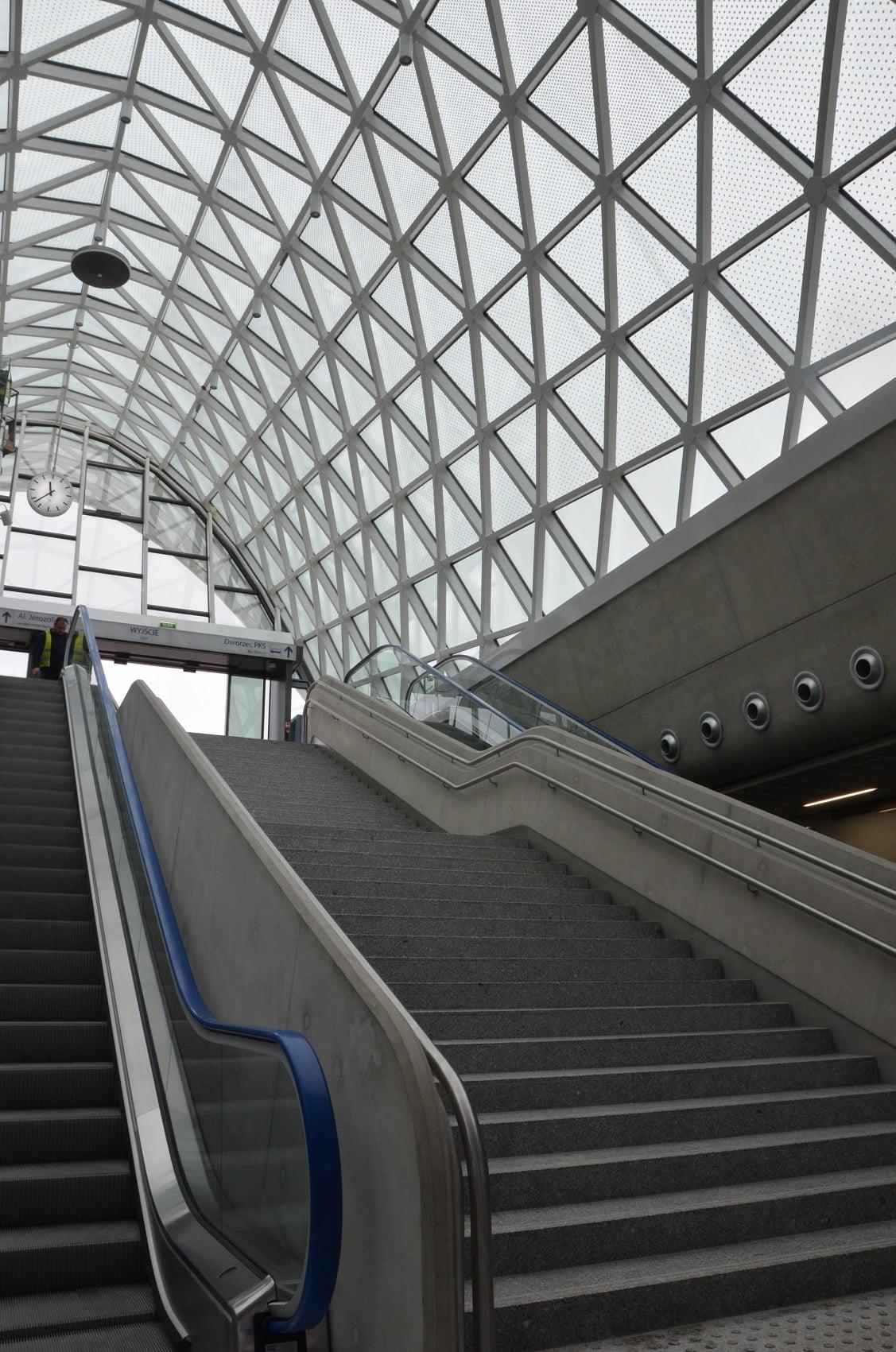 The new Warszawa Zachodnia station opens tomorrow | HB Reavis