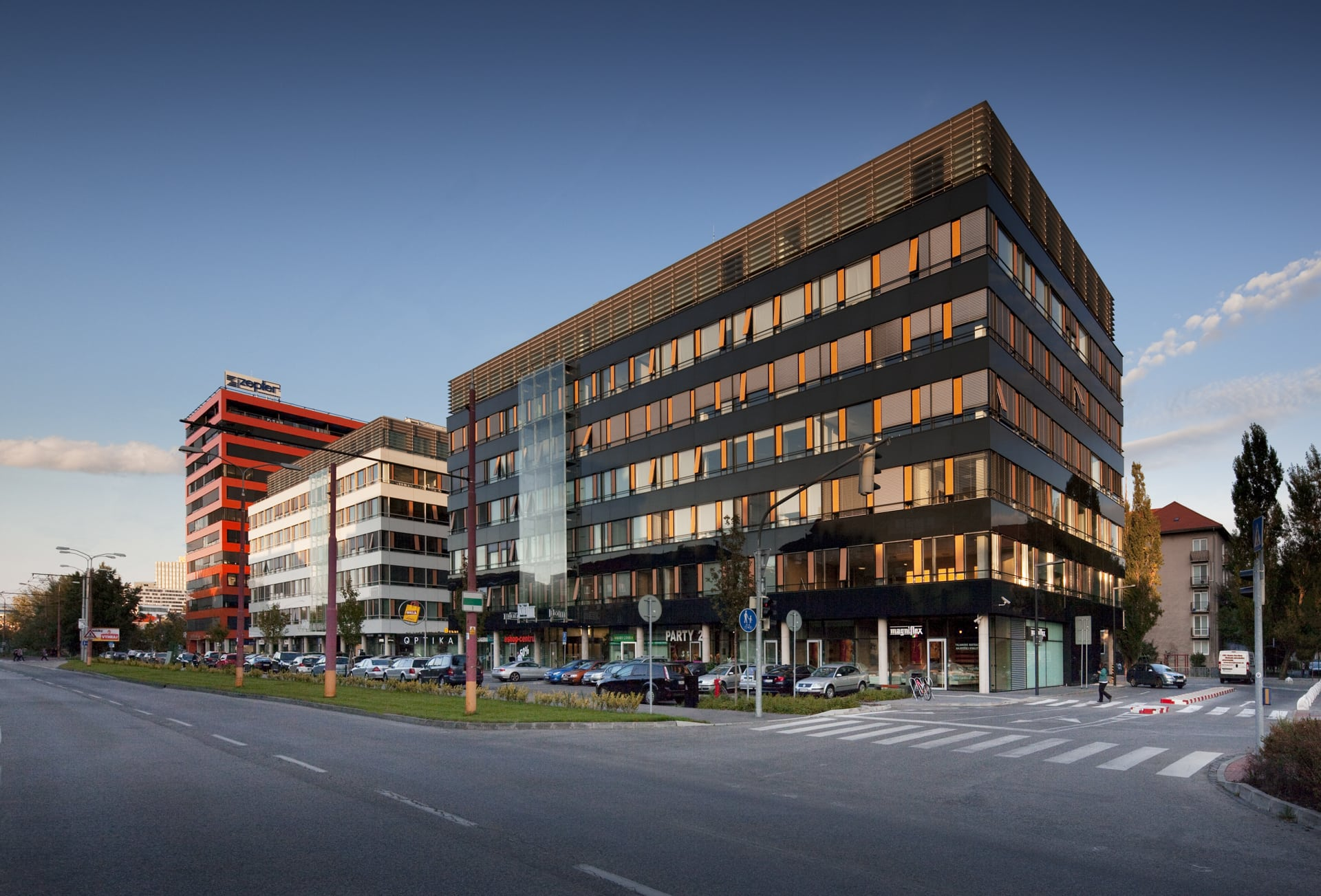 City Business Centre III-V | HB Reavis