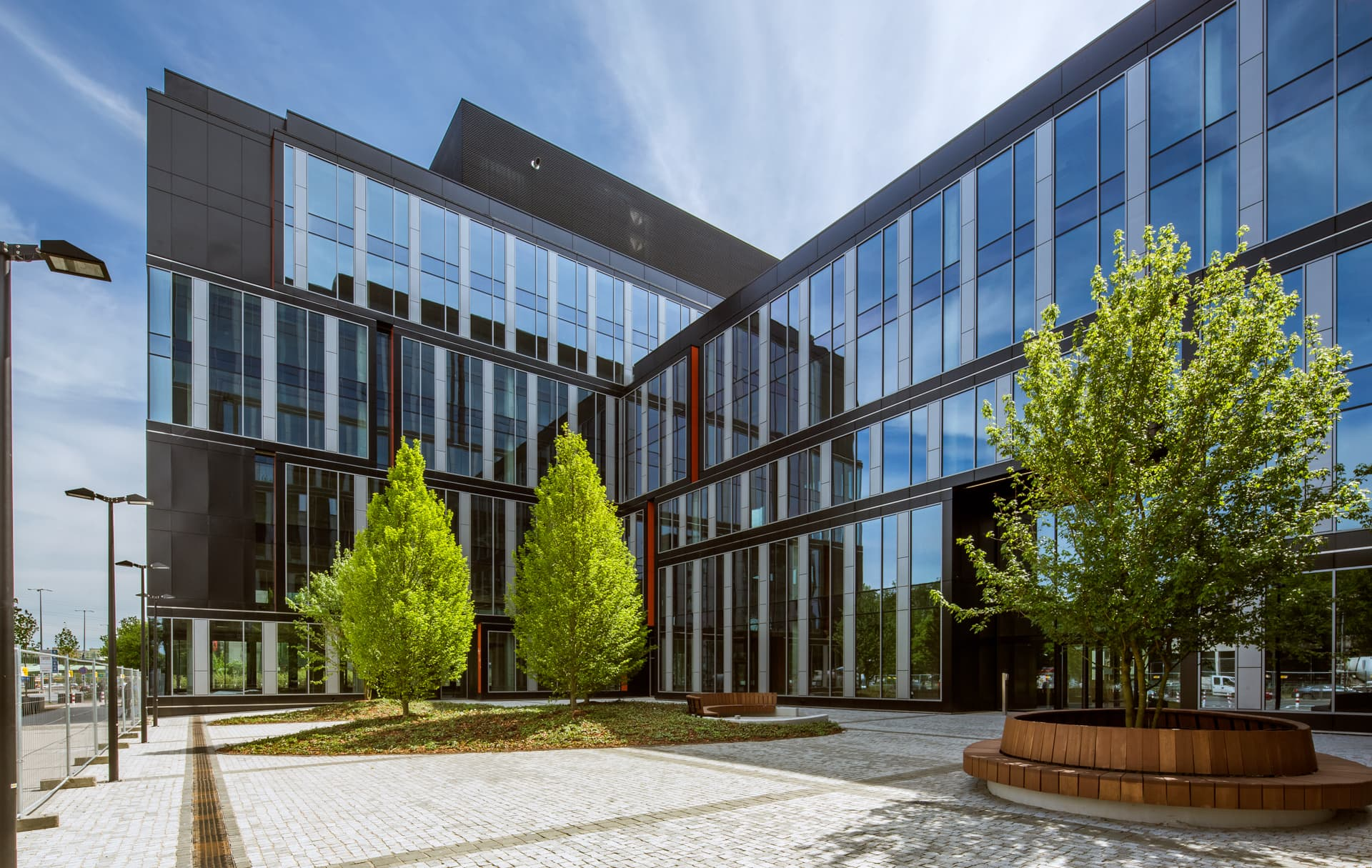 Astrazeneca Renews Lease At Postepu 14 And Takes Additional Space
