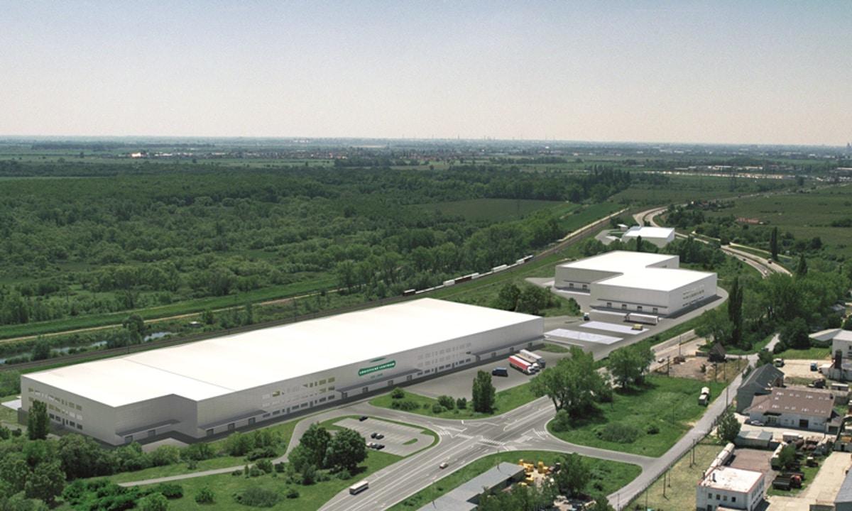 Logistikzentrum | HB Reavis