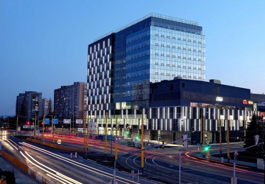 240129d5b7927 HB Reavis sells Slovakia´s Aupark Kosice shopping centre and Aupark Office  Tower Kosice to New Europe Property Investments Plc | HB Reavis