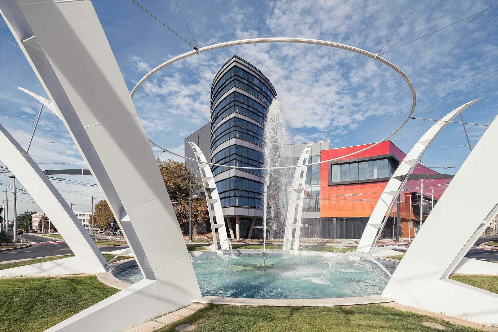 Aupark Shopping Center in Hradec Kralove | HB Reavis