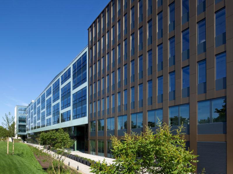 HBReavis sprzedaje River Garden II i III w Pradze funduszowi Encore+ zarządzanemu przez firmy Aviva Investors i LaSalle za 84 mln euro