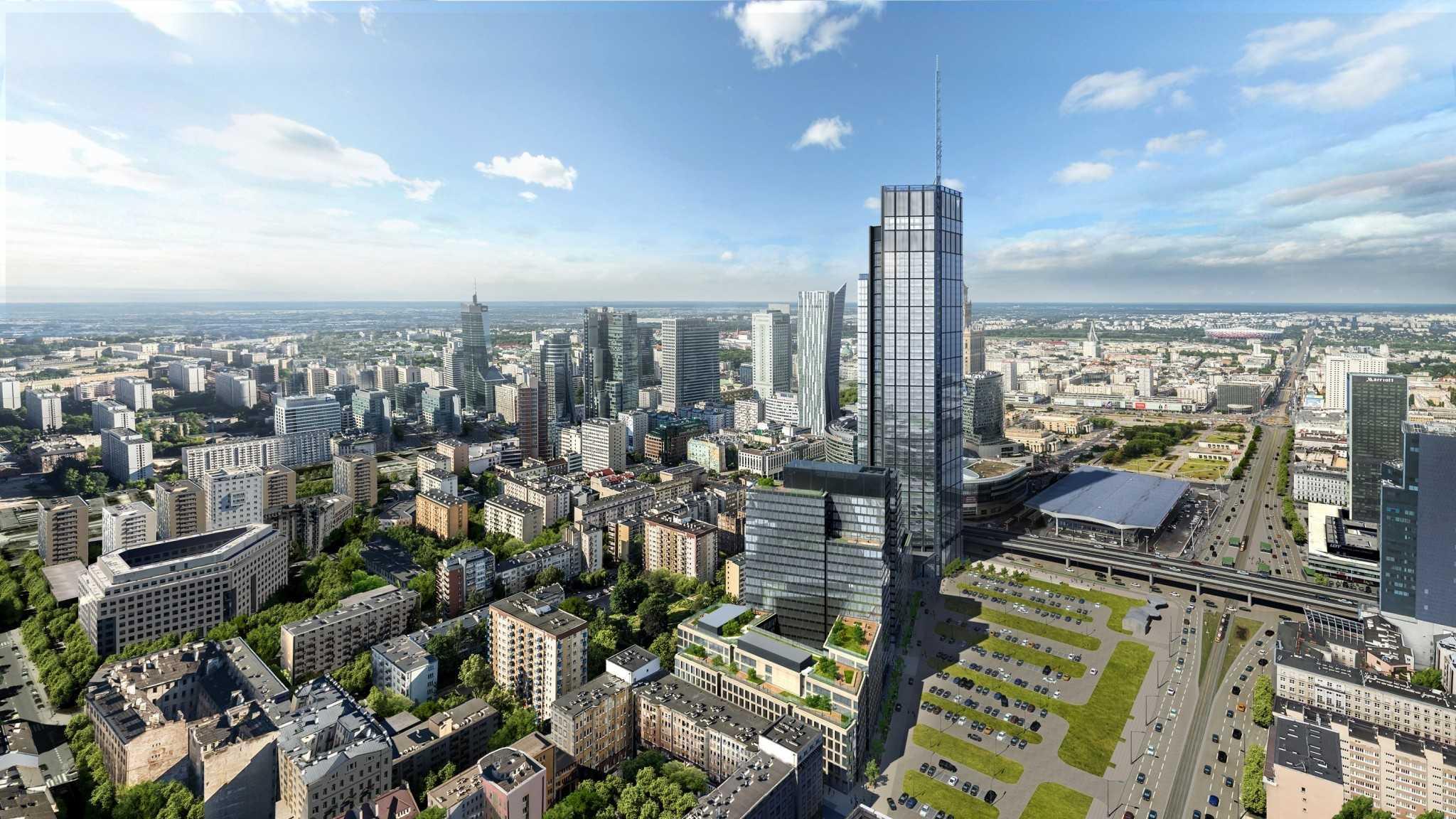 HB Reavis announces development of new Warsaw landmark ...
