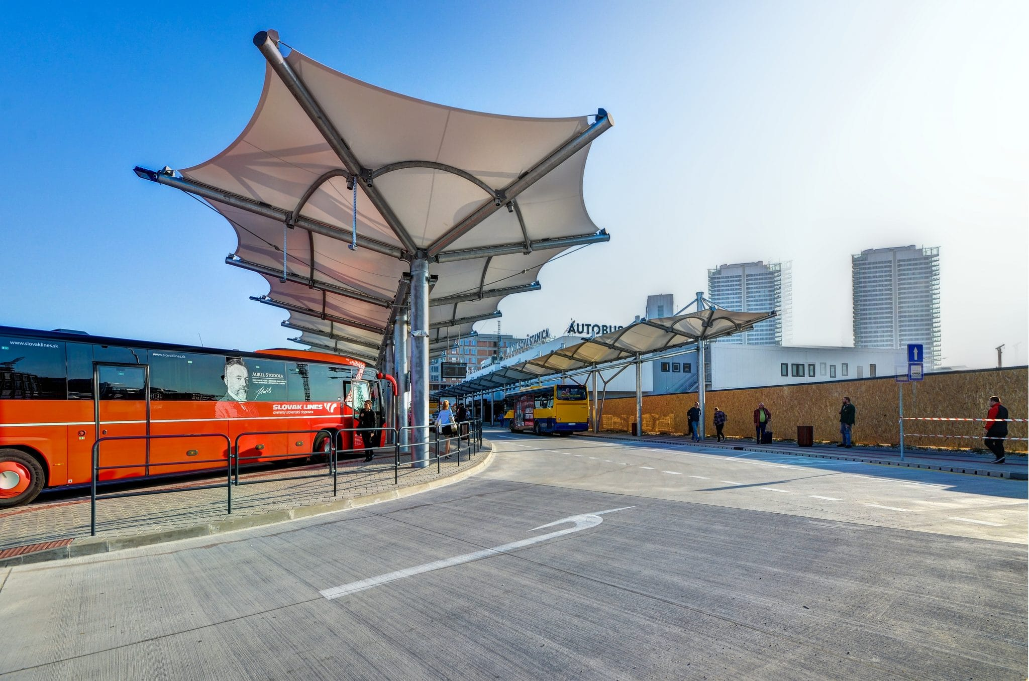 Bottova Busbahnhof | HB Reavis
